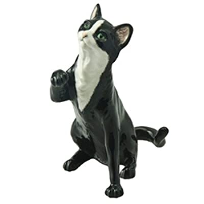 John Beswick JBC47 Long Haired Cat Pawing