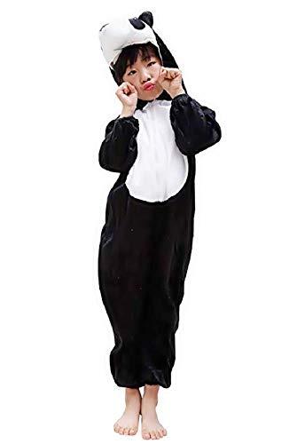 Lovelegis (Größe S) Bärenkostüm - Panda - 2 - 3 Jahre - Karnevalskostüm - Halloween - Mädchen-Kind - Unisex - Cosplay