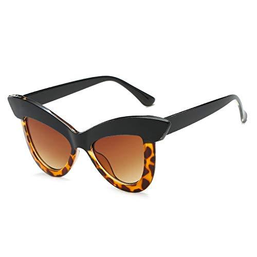 ANSKT Cat Eye Sonnenbrille, 6UV 400 Outdoor-Sportbrillen polarisierte Sonnenbrillen Reitbrillen, geeignet zum Skifahren von Golf-Bikes beim Fischen mit Baseball