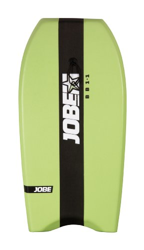 Jobe Erwachsene BB1.1 Bodyboards En Skimboards, Green, 42 Zoll
