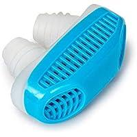 Anti-Schnarch-Gerät Sleeping Breath Aid Nase Lüftungsöffnungen Clip Snore Stopper Blau preisvergleich bei billige-tabletten.eu