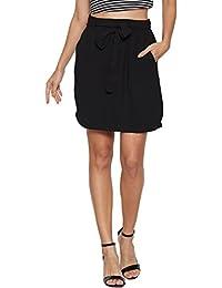 Globus Black Party Skirt