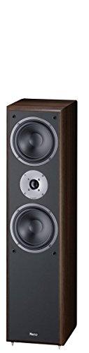 Magnat Monitor Supreme 802 I 1 Paar Standlautsprecher mit hoher Klangqualität I Passiv-Lautsprecherbox für anspruchsvollen HiFi-Sound – Mocca