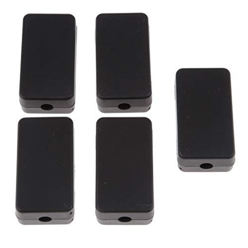 KESOTO Caja De Proyecto Pequeño De Plástico ABS Para Módulos De Circuitos Electrónicos De Potencia - 48x26x15mm