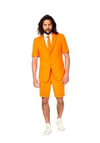 The Orange Anzug Summer Edition Opposuit