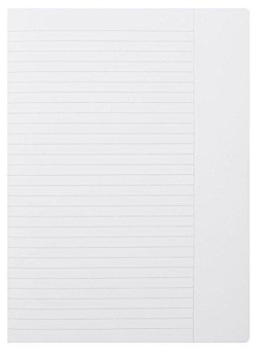 Oxford 400095631 Schulheft OpenFlex 10er Pack A4 32 Blatt Lineatur 25 - liniert mit weißem Rand koralle & aqua - 6