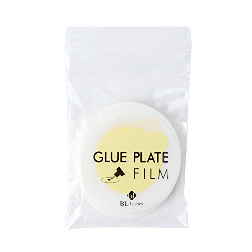 Glue Plate Film pour l'extension de cils/BL LASHES Glue Plate Film 30EA