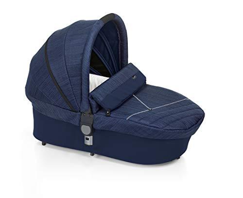 Brevi 741-653 Babywanne weich für Ovo Twin, Navy Blue Jeans