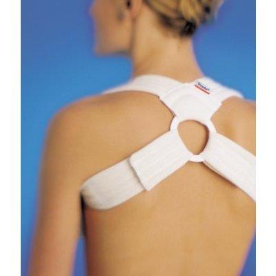 Tricodur Clavicula Bandage blau Gr. L 95-110cm(BSN), Schulter- und Oberarmbandagen -