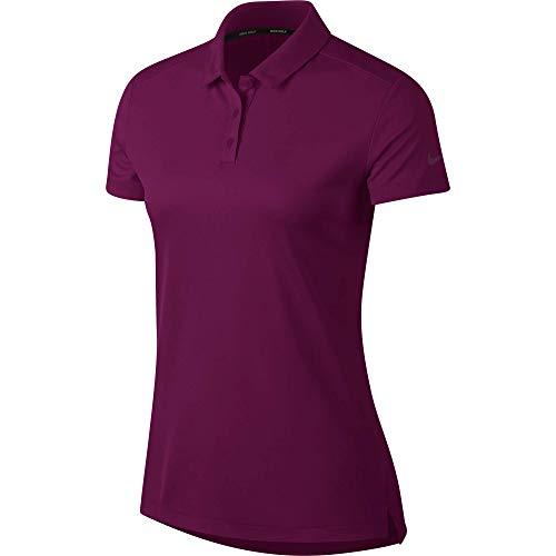 Nike Damen Women's Dry Golf Polo Poloshirt, Rot (Rojo 627), X-Large - Dry Golf Polo