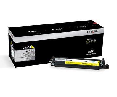 lex70C0d40-Lexmark 700D4gelb Entwickler Einheit - Lexmark Laptops
