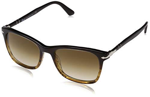 Persol Herren 0Po3192S 102651 54 Sonnenbrille, Gold (Matte/Brown),