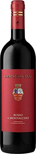 Campogiovanni Rosso di Montalcino (case of 6), Toscana/Italia, red wine