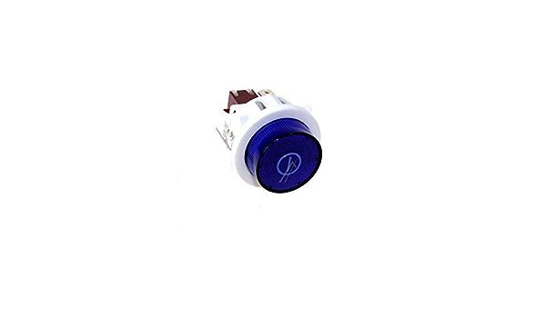 Longhi Simac Interrupteur Allumage Pour Aspirateur XTE180 220 VTE18 20 22