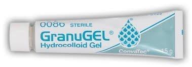 Granugel Hydrocolloid Gel 15g, Single Tube