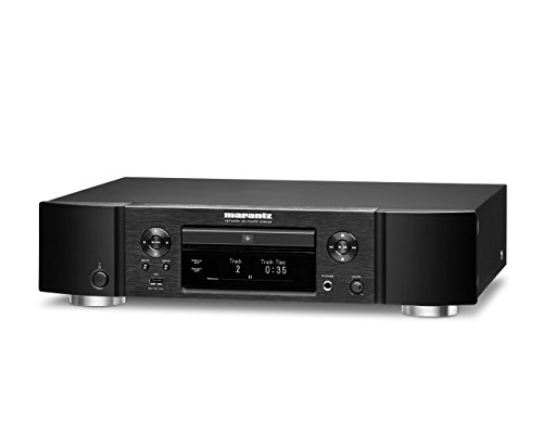 Marantz ND8006 HiFi CD player Nero