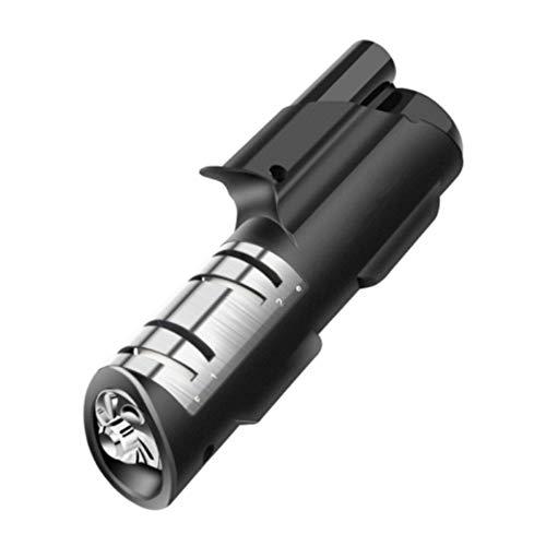 LZC Elektrischer Messerschärfer, wiederaufladbarer Multifunktions-USB-Haushaltsmesserschärfer, zweistufiges Küchenmesserschärfen, schnelles Schärfen