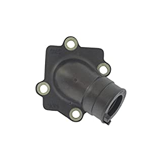 Xfight-Parts Ansaugstutzen 21mm 2Takt 50/100 ccm liegender Minarelli Motor AC /LC 1E40QMB Zhongneng / ZNEN ZN50QT-11C