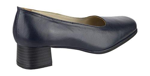 Amblers Walford - Escarpins en cuir - Femme Marine
