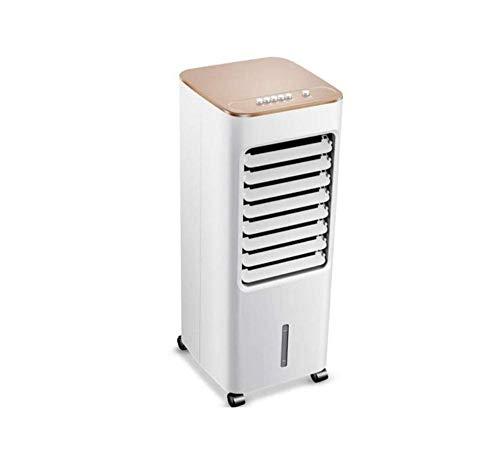 Fan-speed-control-single (WFJLF Fans Mobile Klimaanlage Single Cold Integrierte Wohnzimmer Vertikale Raumklimaanlage Fan 50W (3 Modi Control))