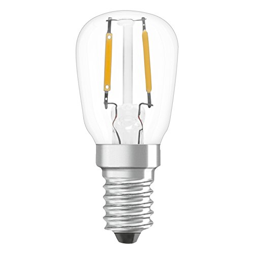 Osram Ampoule LED Verre 1.3 W E14 Transparent Set de 9