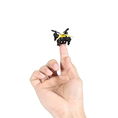 Mini Drone RC Quadcopter Dron Gravity Sensor 3D Flip Pocket Drone for Children Kids Toys 2.4G -02 9A