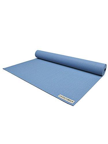 Niños–Esterilla de Yoga Jade Kids Discovery (de 5Jahre), (3mm), (48cm), (111cm), Azul (Slate Blue)