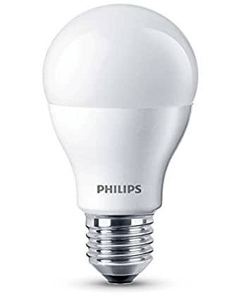philips ampoule led standard compatible variateur culot e27 95 watts consomm s quivalence. Black Bedroom Furniture Sets. Home Design Ideas