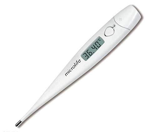Microlife MT16C2 Fieberthermometer Stirnthermometer Ohrthermometer thermometer mit Fieberwarnung Professional