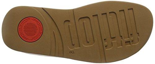 Fitflop Novy Slide Sandali da Donna Rosa (Nude 137)