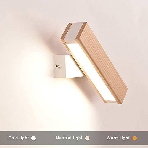 GBLY led lámpara pared 360 ° giratoria 4W lámpara