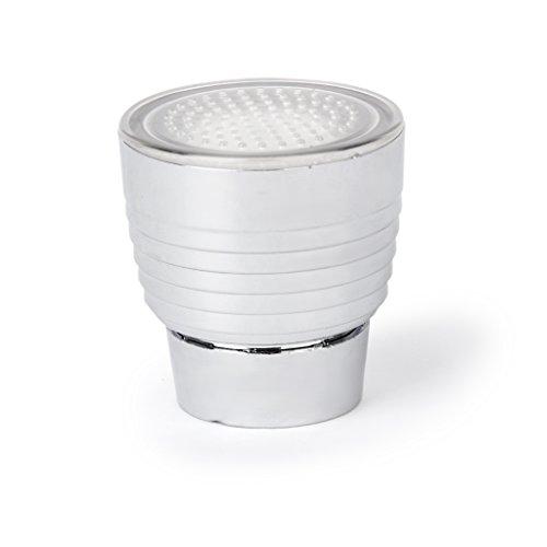 Drei farbige ändern Temperatur Sensor Spray LED Wasser Wasserhahn Hahn Strahlregler für Küchenspülen -