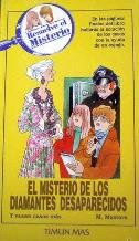 El misterio de los diamantes desaparecidos -Resuelve El Misterio (RESUELVE EL MISTERIO/THE SECRET OF THE LONG-LOST COUSIN) por M. Masters