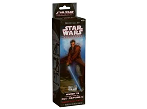Knights of the Old Republic: A Star Wars Miniatures Pack
