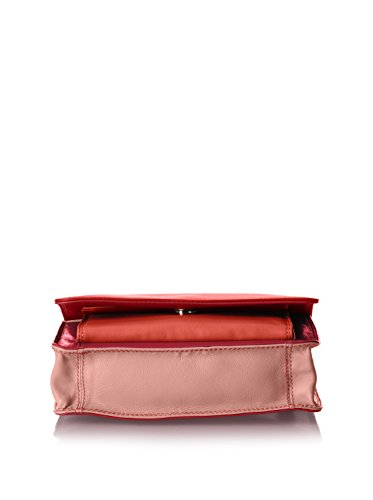 Mywalit , Sac bandoulière pour femme moyen rose bonbon