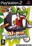U Move Supersports (Eye Toy) [FR Import]