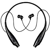 EZIP Bluetooth Headphones, Wireless Headphones,Wireless Bluetooth Headsets Stereo Sweatproof Magnetic Earbuds Secure Fit For Sports Gym Running Exercising With Built-In Mic Microphone With 4 Hrs Battery Playtime (XBOX Black)