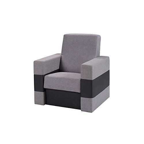 Polstersessel Gordia Modern Sessel, Relaxsessel, Armchair Sessel, Relax Sitzmöbel, Wohnzimmer (Soft 011 + Lux 05)