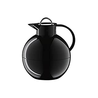 Alfi 0105 021 Insulated Thermos Jug Rounded 25 Years 0.94 L Black