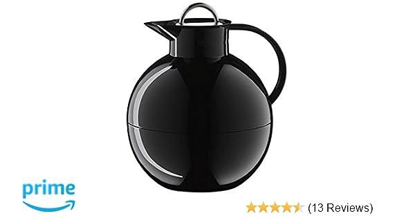 Kunststoff schwarz 0,94 l Alfi Isolierkanne Kugel Sonderedition