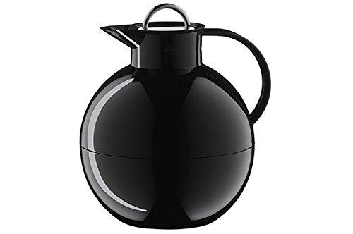 Alfi Isolierkanne Kugel Sonderedition, Kunststoff schwarz 0,94 l