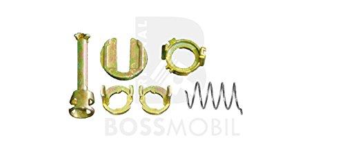 Original Bossmobil 3er (E46),Vorne Rechts oder Links, manuell oder elektrische, Fensterheber-Reparatursatz