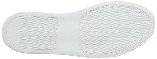 Cinque Khatia-01, Baskets Basses Femme Blanc - Blanc