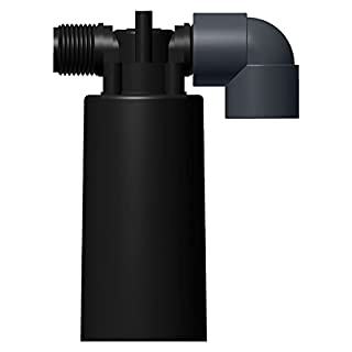 The ABERTAX® Water Valve for Toilets and Water tanks - The smallest valve on the market with free lifetime guarantee*