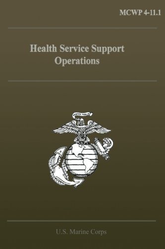 Health Service Support Operations por U.S. Marine Corps