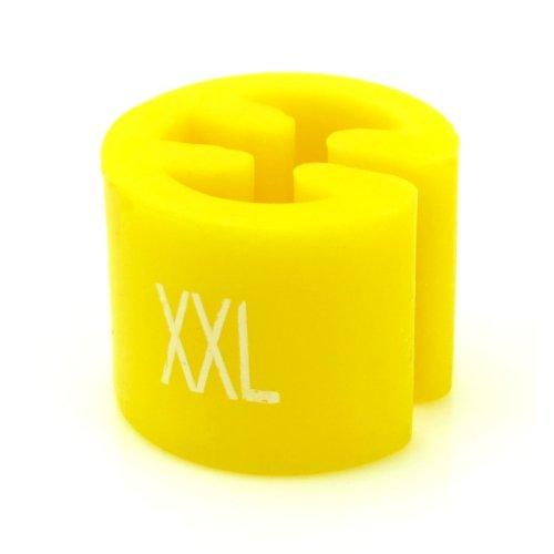 hangerworld-50x-hochwertige-kleiderbgel-konfektionsgren-markierungen-xxl-gelb-farbcodierter-grenfind