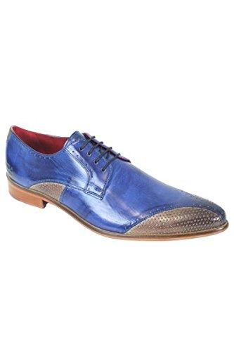 Melvin & Hamilton - Chaussure en cuir Melvin & Hamilton Toni 9 Bleu