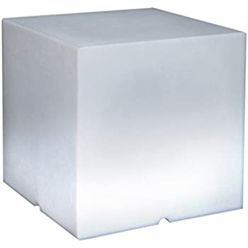 Lumisky  Contemporain Cube Lumineux Sans Fil  Tlcommande