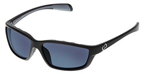 Native Eyewear Unisex Kodiak Matte Black/Blue Reflex