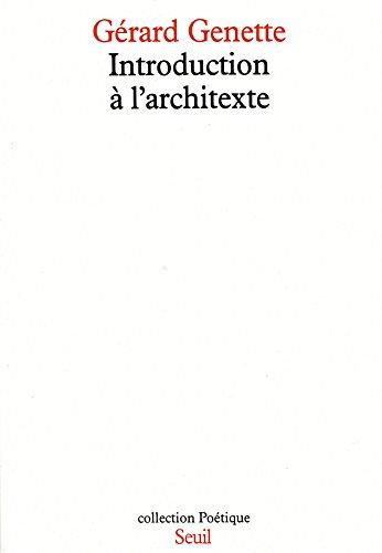 Introduction  l'architexte